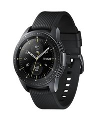 Смарт-часы Samsung Galaxy Watch R810 42mm, Midnight Black; Samsung; SW002; Умные часы Samsung
