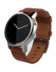 Motorola Moto 360 2nd Gen 46mm Cognac Leather; Motorola; SP0414; Умные часы Motorola