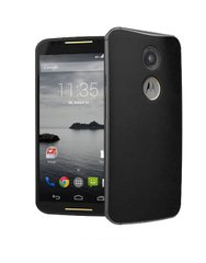 Motorola Moto X 2nd Gen 16Gb Black Leather; Motorola; SP0066; Motorola Moto X