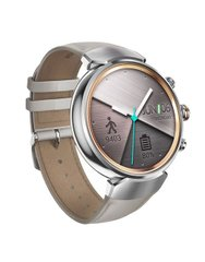 Asus ZenWatch 3 (Silver Leather Beige); Asus; SP0177; Умные часы Asus
