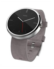 Motorola Moto 360 Stone Grey Leather; Motorola; SP0422; Умные часы Motorola