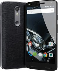 Motorola Moto X Force Black Leather; Motorola; SM003; Motorola Moto X
