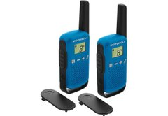 Рации Motorola TALKABOUT T42 BLUE TWIN PACK; Motorola; RM002; Рации МОТОРОЛА