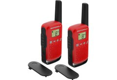 Рации Motorola TALKABOUT T42 RED TWIN PACK; Motorola; RM003; Рации МОТОРОЛА